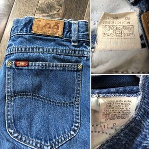 Lee Jeans - Vintage Lee Union Made Jeans!